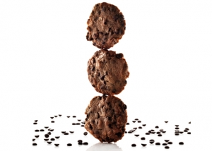 Chocolate chip cookies made with Oialla chocolate