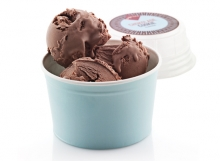 Oialla chocolate ice cream